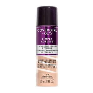 COVERGIRL & Olay Instant Wrinkle Defying 3-in-1 Liquid Foundation