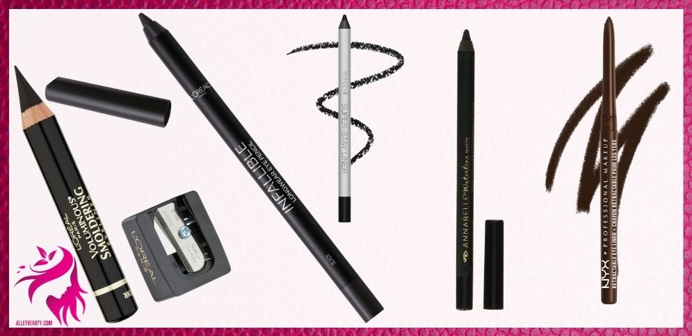 Best Drugstore Eyeliners for Waterline