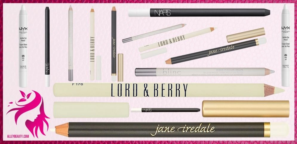 Best White Eyeliners for Waterline