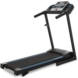 XTERRA Fitness Folding Treadmill for Small Space Home Office
