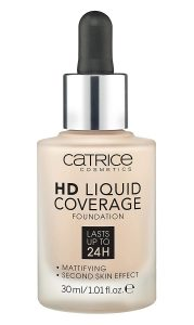 Catrice Cosmetics HD Liquid Coverage Foundation for Sensitive & Acne-Prone Skin