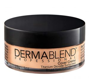 Dermablend Cover Creme Full Coverage Cream Foundation for Sensitive Skin