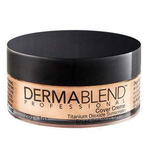Dermablend Cover Creme Full Coverage Cream Foundation for Sensitive Skin with Acne