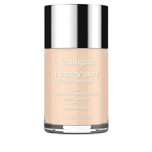 Neutrogena Healthy Skin Liquid Foundation for Sensitive Skin with Acne