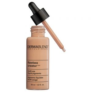 Dermablend Multi-Use Full Coverage Liquid Foundation for Acne Skin