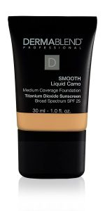 Dermablend Smooth Liquid Camo Foundation for Dry Sensitive Acne Skin
