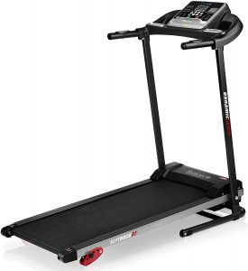 SereneLife Folding Space Saving Treadmill for Walking & Running