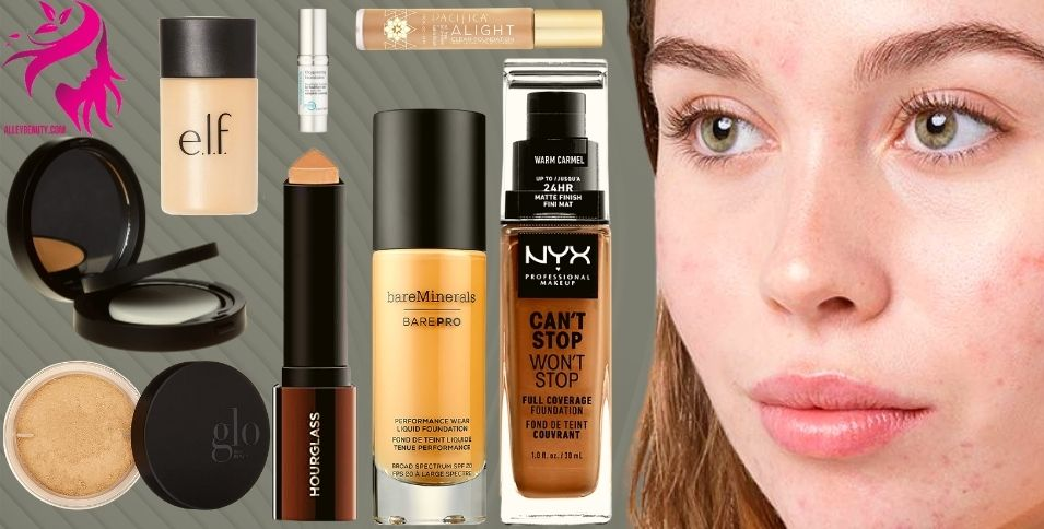 Best Foundation for Sensitive Skin with Rosacea