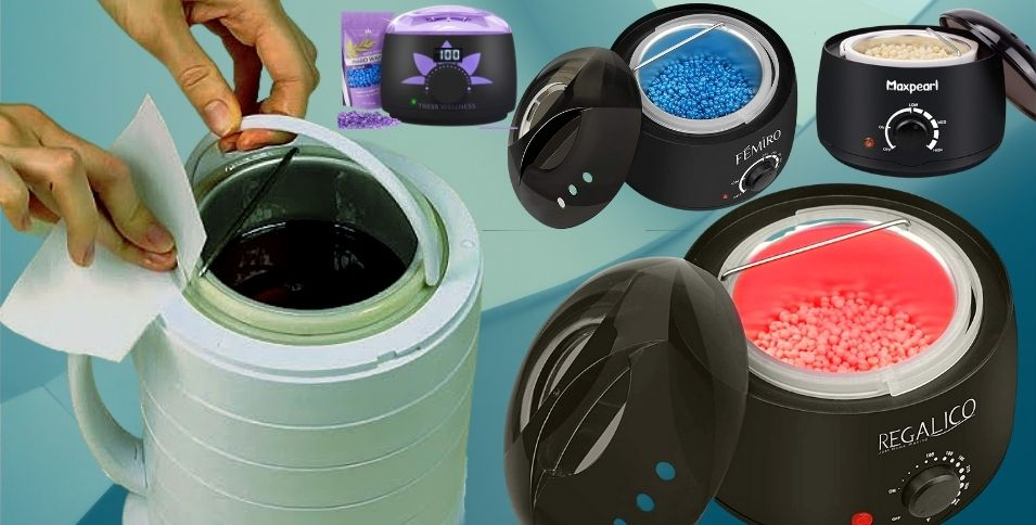 How to Clean a Wax Warmer - Wax Pot - How to Remove Wax from Warmer